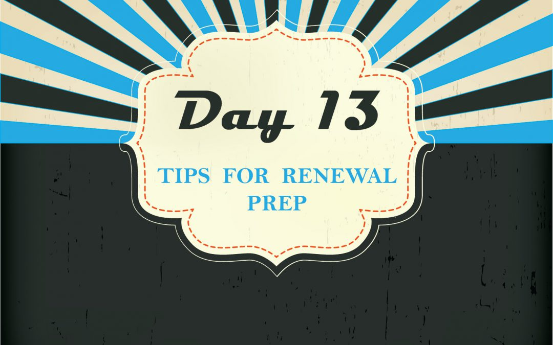 Tip 13:  Purge your Files